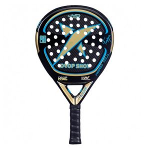 Pala de padel Drop Shot Wizard Gold