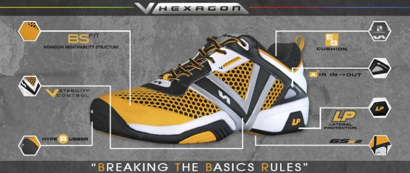 varlion V-Hexagon