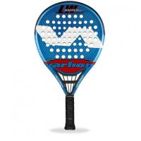 Pala de padel Varlion Lethal Weapon Magnum Tex Hexagon Difusor
