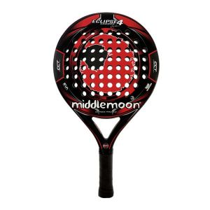 Pala de padel Middle Moon Eclipse 4 Carbon