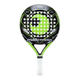 Pala de padel Middle Moon Full 3 Carbon