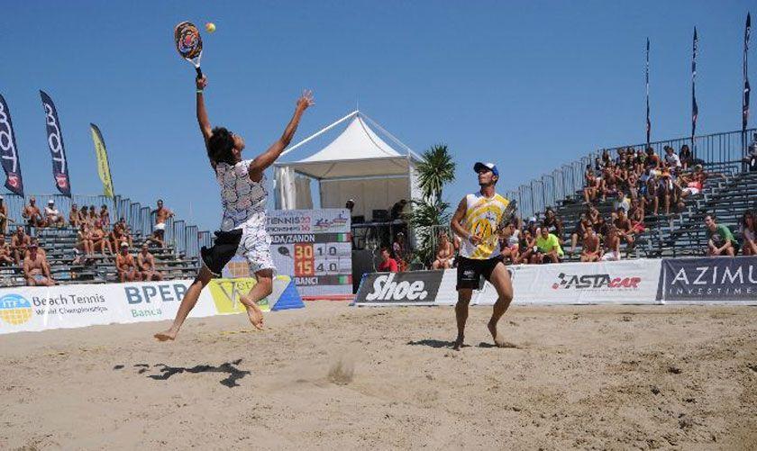 Pádel Playa Reglamento 1