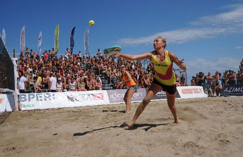 Pádel Playa Reglamento 3