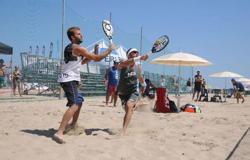 Pádel Playa Reglamento 4