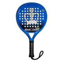 Pala de padel Black Crown Tiger