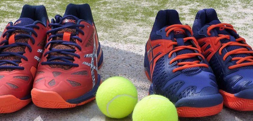 6c8ef215f Con la llegada del otoño las zapatillas de pádel Asics Gel Bela y Gel Lima  cambian de color