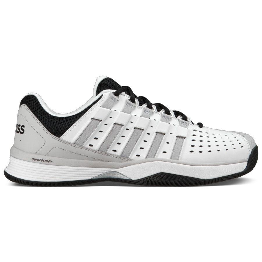 Zapatos grises K-Swiss Hypermatch para hombre qki7ONrpub