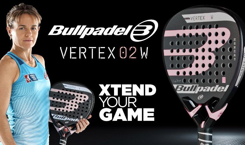 Bullpadel Vertex 2 W
