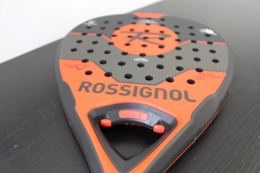 Review Rossignol F550 - efecto