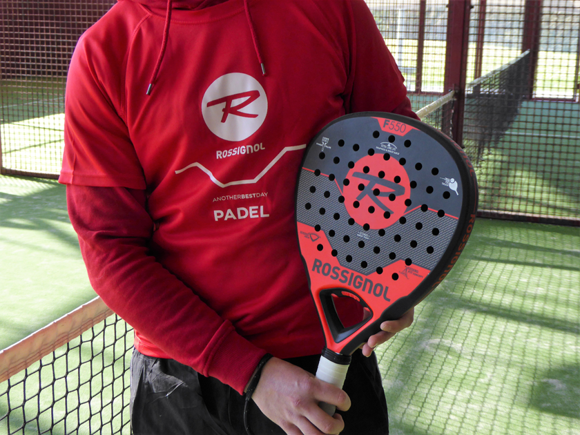 Review Rossignol F550 - punto dulce