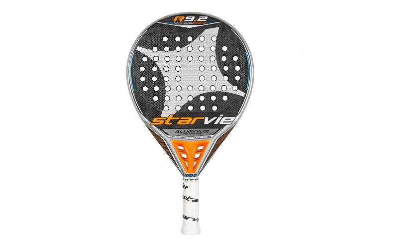 pala de pádel Star Vie R 9.2 DRS Carbon Aluminium Soft