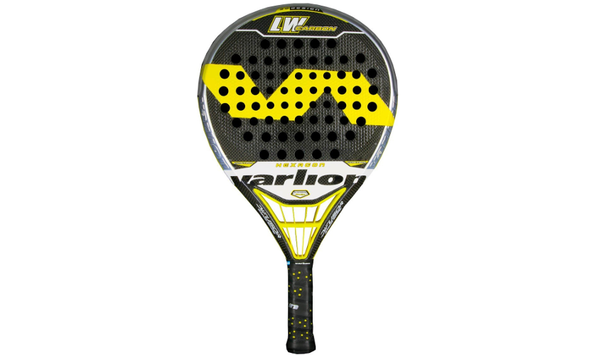 pala de pádel Varlion LW Hexagon Carbon 6