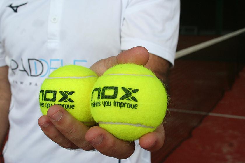 Pelotas de pádel Nox Pro Titanium, primeras sensaciones - foto 2