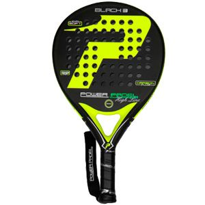 Power Padel Black 3