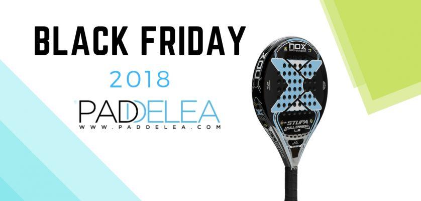 ventas al por mayor vívido y de gran estilo tienda oficial Black Friday 2018:¡Tiendas de pádel online destacadas con ...