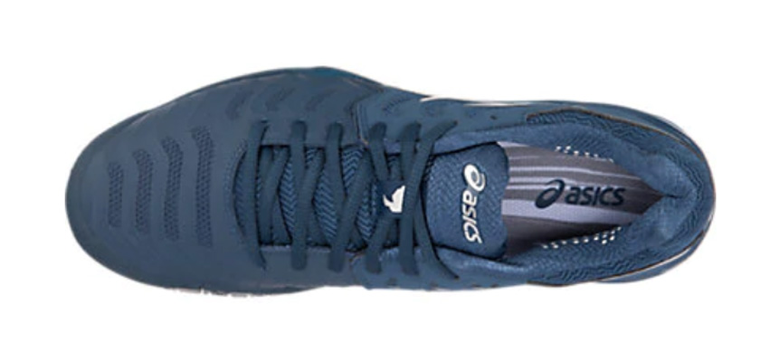 Asics Gel-Resolution Novak, upper