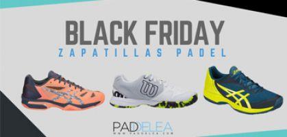 Black Friday Zapatillas de padel 2018, las 8 mejores ofertas que no puedes dejar escapar
