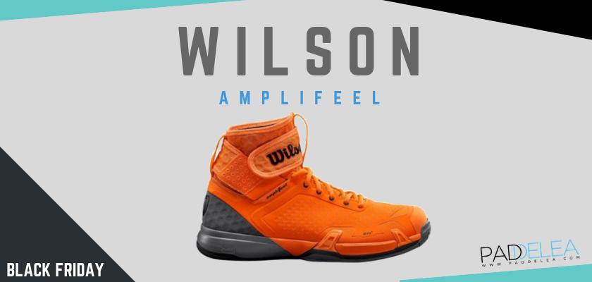 Black Friday Zapatillas de padel 2018, las 8 mejores ofertas que no puedes dejar escapar, Wilson Amplifeel