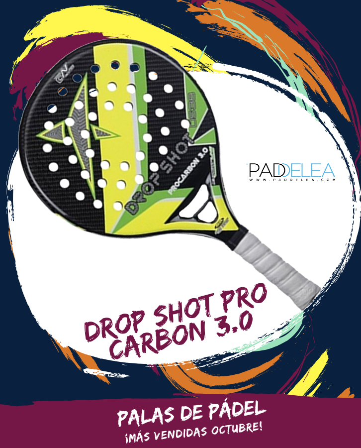 5a7b9678 Drop Shot Pro Carbon 3.0 en oferta y rebajas   Runnea