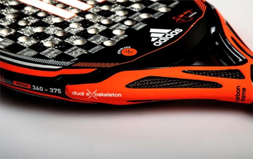 Materiales empleados en la Adidas Adipower CTRL 1.9 - foto 2