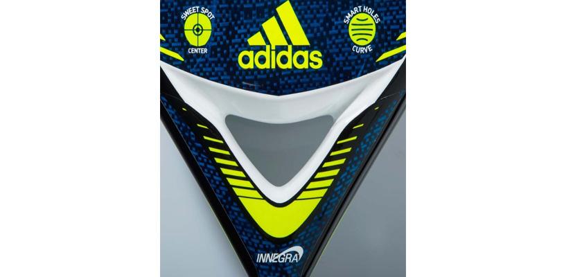 Adidas Carbon CTRL 1.9, superficie