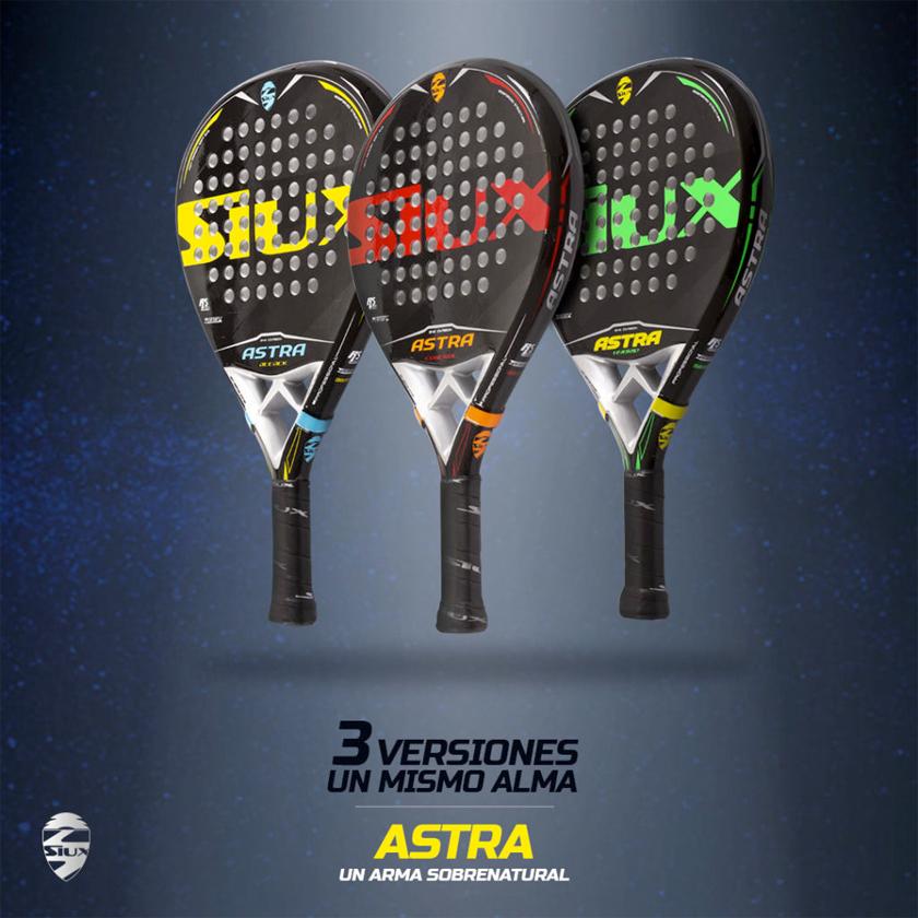 Siux Astra Hybrid, características y novedades más importantes - foto 1