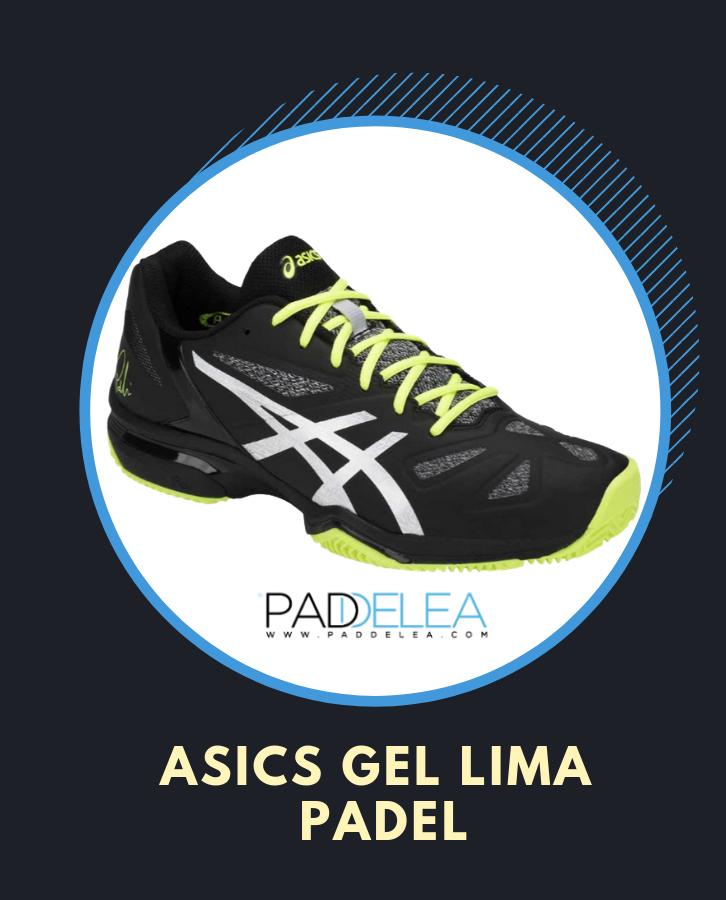 Decimal impresión palo  Asics Gel Lima Padel en oferta y rebajas | Runnea
