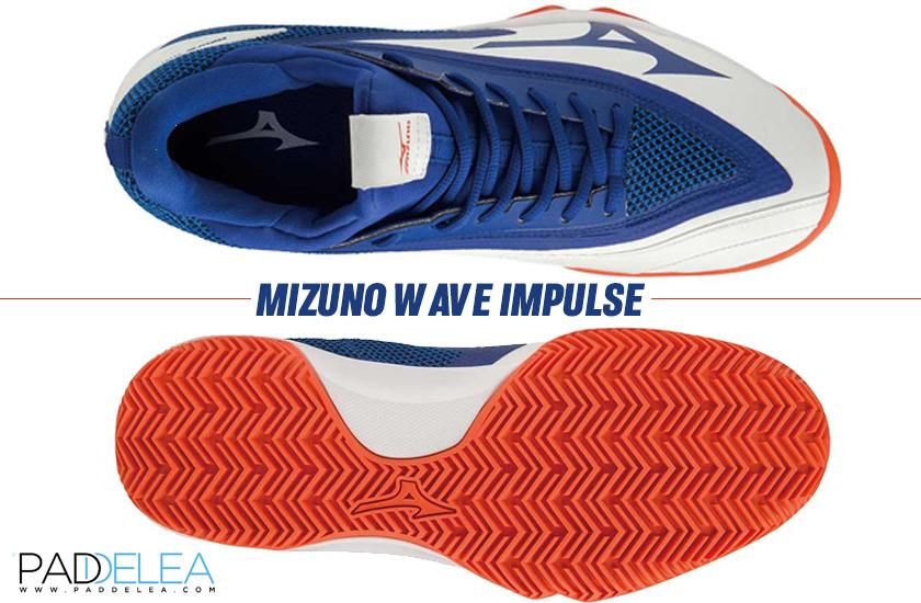 Características de las Mizuno Wave Impulse, sus puntos fuertes - foto 1