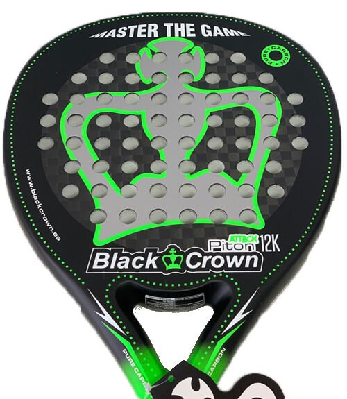 Black Crown Piton Attack 12K detalles