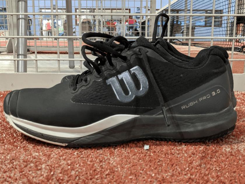 Review Wilson Rush Pro 3.0, zapatillas de pádel Wilson - foto 1