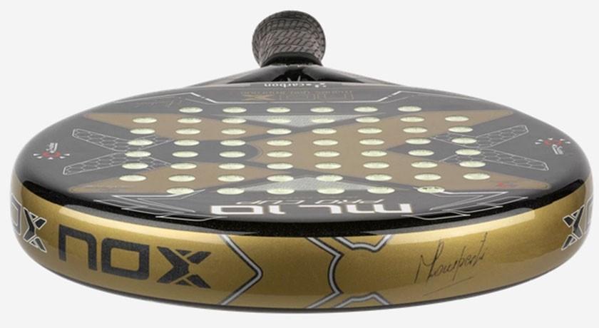 ML 10 Pro Cup Black Edition, perfil de paddelero - foto 1