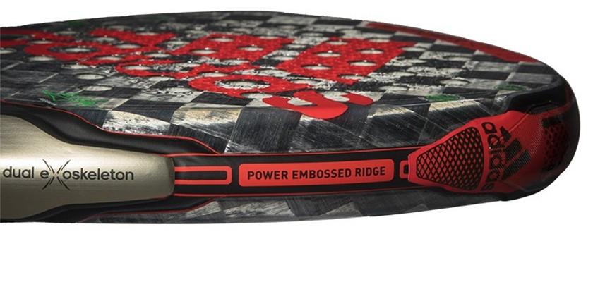 Tecnologías empleadas en la adidas Adipower Soft 2.0 - foto 2